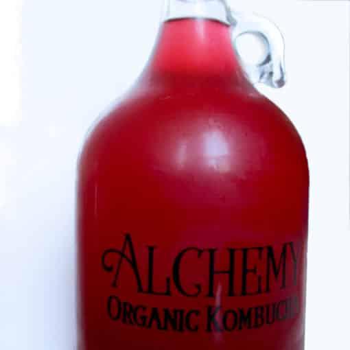 2 Litre Cherry Kombucha
