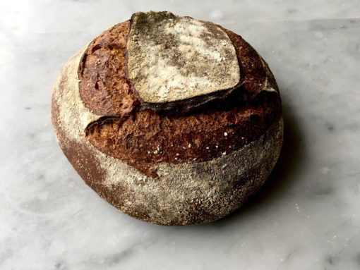 Hard Red Spring Bread