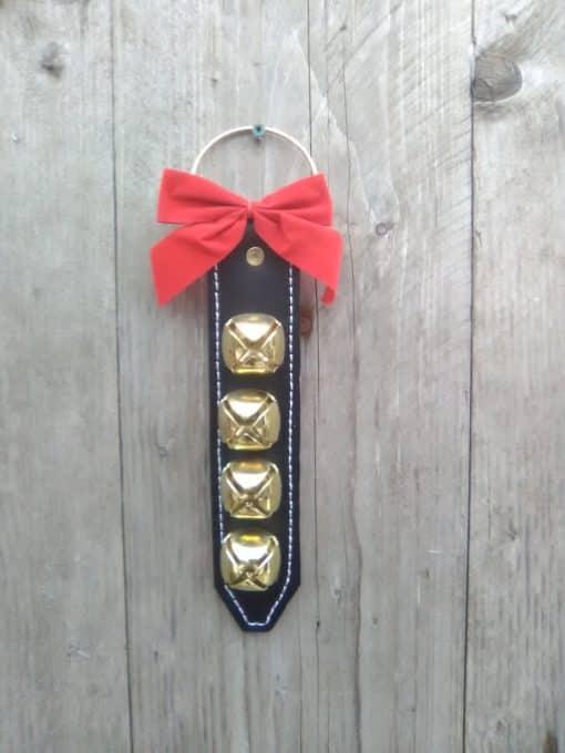 door hanger with 4 bells