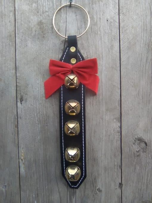 door hanger with 5 bells