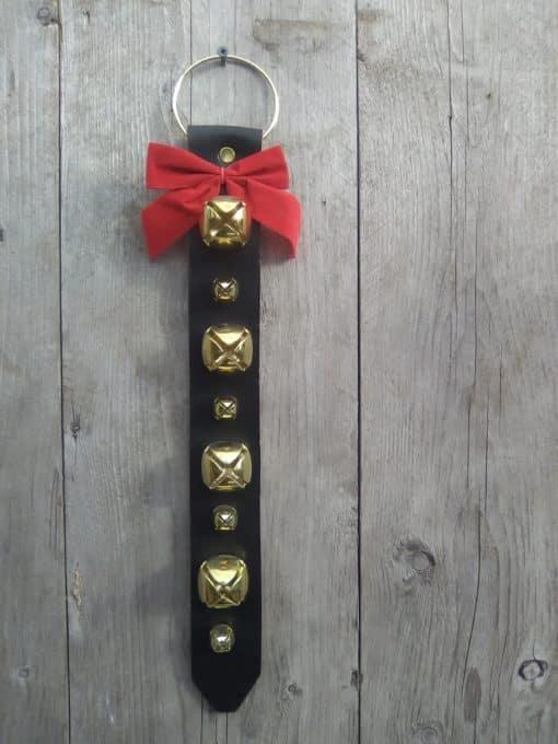 door hanger with 8 bells