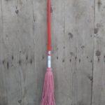 red kids mop