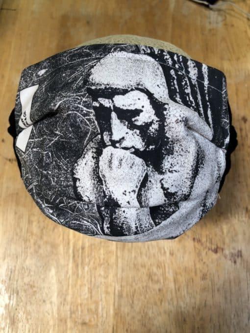 thinker mask