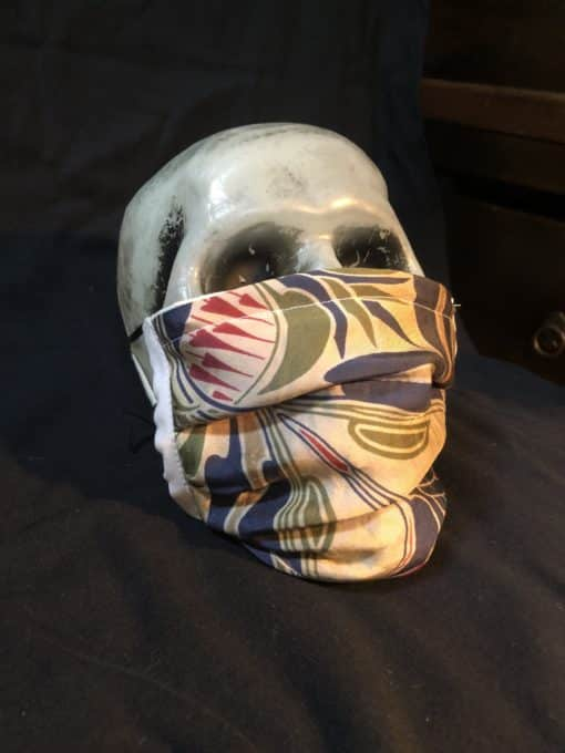 retro print mask