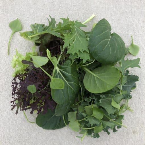 greens eater winter mix