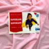 pink super cape