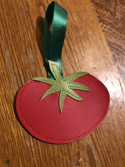 Tomato Single Ornament