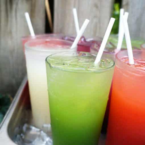 seasonal lemonade