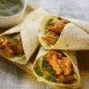 Vegan Cauliflower Burrito