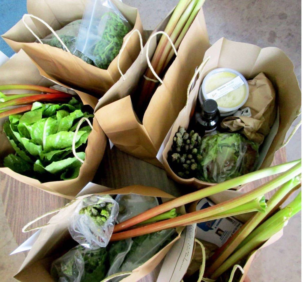 Online Farmers Market Bags