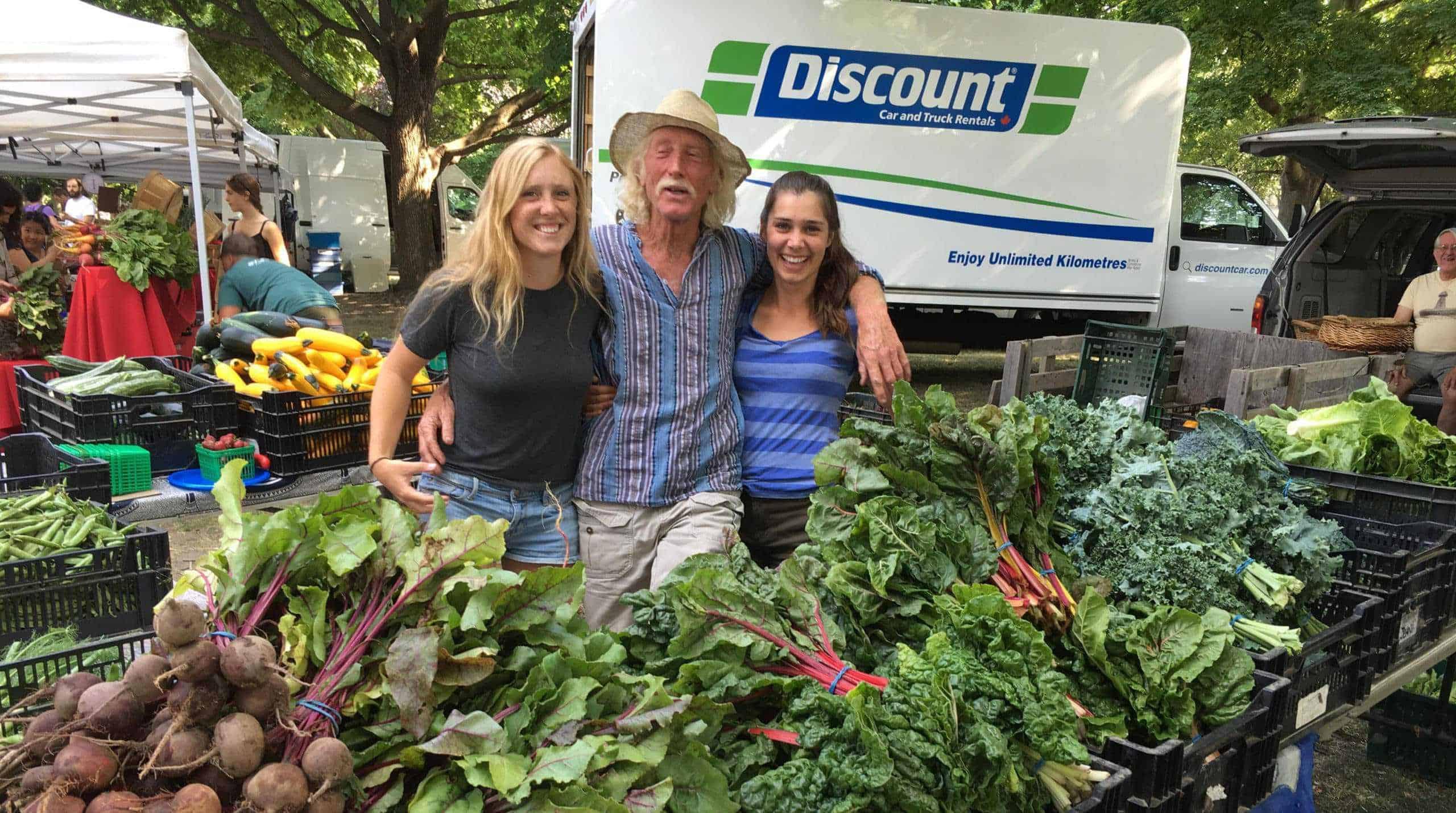 Thorpes Organic Produce